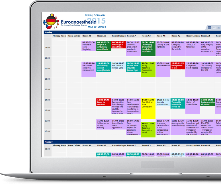 Conference Planner